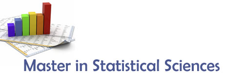 Master in Statistical Sciences